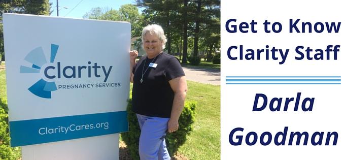 Get to Know Clarity Staff: Darla Goodman
