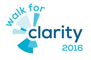 Walk for Clarity logo