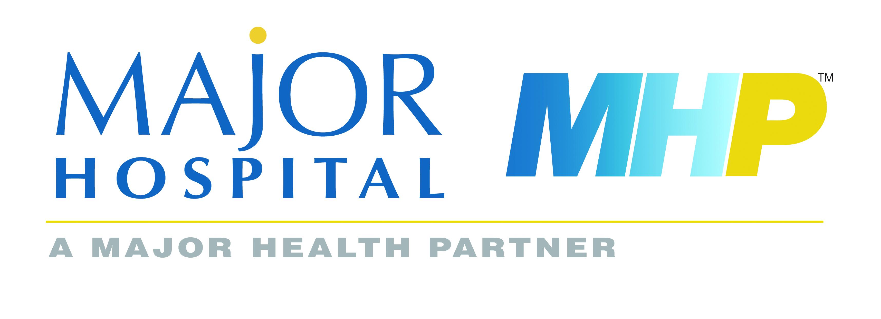 Major Hospital Logo