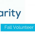 2016 Fall Volunteer Training