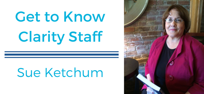 Meet Sue Ketchum