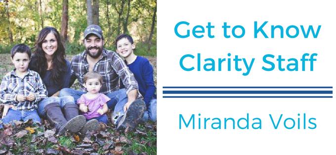 Meet Miranda Voils