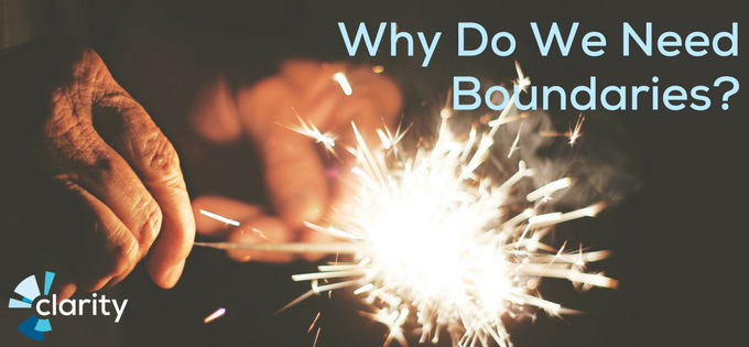 Why Do We Need Boundaries?