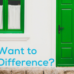 Do You Want to Make a Difference?