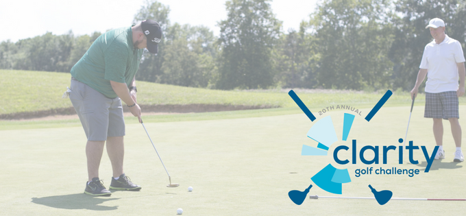 20th Annual Clarity Golf Challenge