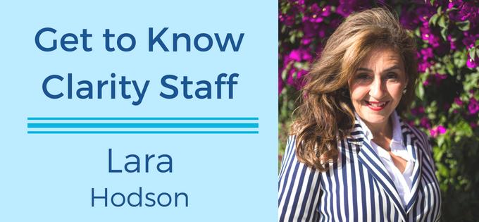 Meet Lara Hodson